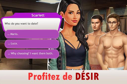 Code Triche Histoire d'Amour et Rendez-Vous: Simulateur de Vie APK MOD screenshots 1