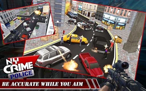 NYの犯罪:警察シュート戦争