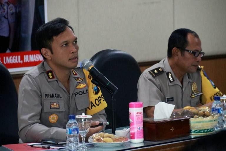Polres Ngawi Jawa Timur