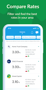 Canadian Mortgage App 4