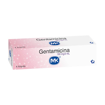 Gentamicina MK