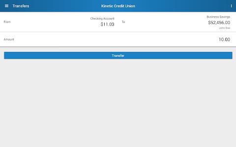 Kinetic Credit Union screenshot 7