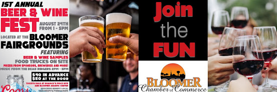 Inaugural Bloomer Beer & Wine Fest