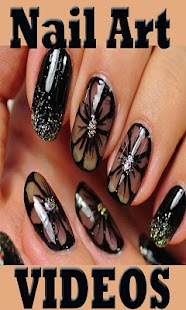 Nail Art Video Step By Step Design - náhled