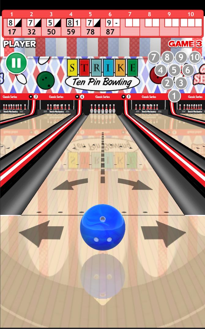 Strike! Ten Pin Bowling Android 19