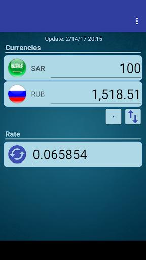 Rus Ruble X Saudi Arabia Riyal Screenshot 2
