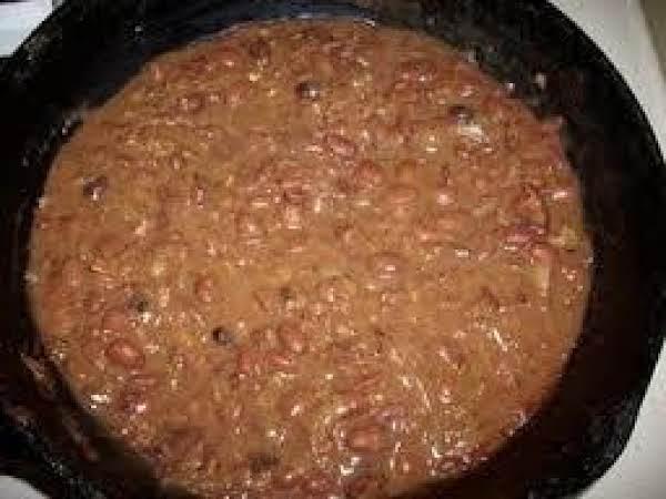 Martha's Pinto Beans Recipe