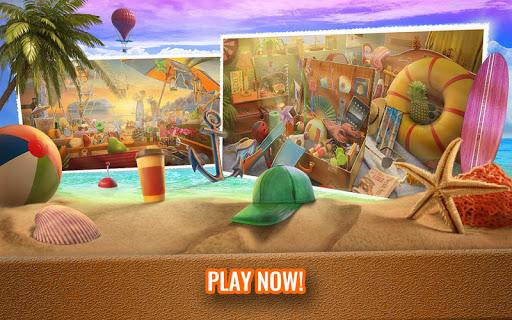 Summer Vacation Hidden Object Game 2.2 screenshots 4