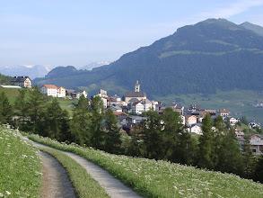 Photo: Graubünden, Stierva - Dorf