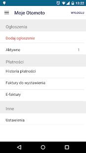OTOMOTO- screenshot thumbnail