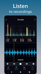 SnoreLab : Record Your Snoring – Apps on Google Play