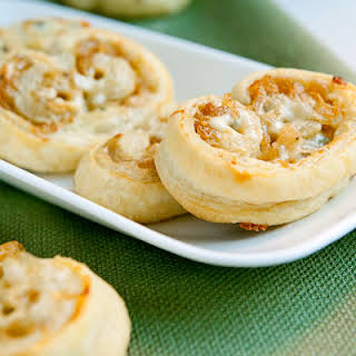 Puff Pastry Cheese Palmiers Recipes.