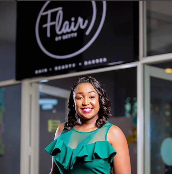 Betty Kyallo at Flair By Betty