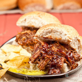 Smoky BBQ Pulled Chicken