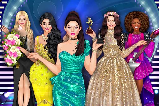 Pop Star Dress Up - Music Idol Girl 1.0.6 screenshots hack proof 1