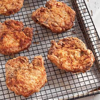 Deep Fried Pork Chops.