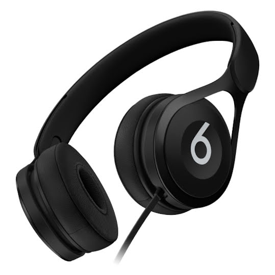 Beats by Dr. Dre EP On-Ear Headphones Black