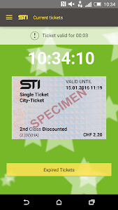 STI Tickets screenshot 2