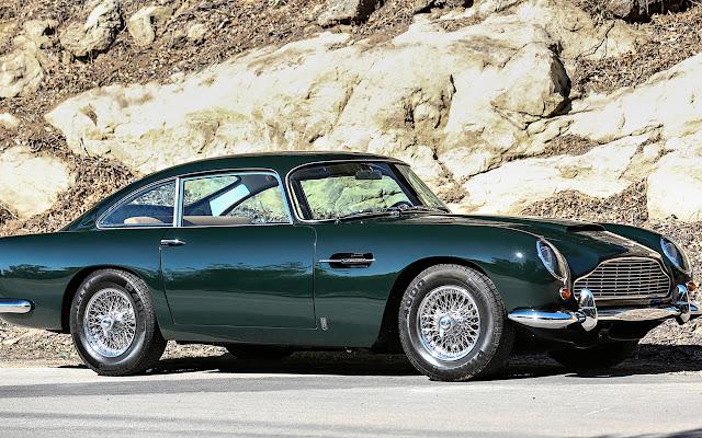 Aston Martin DB6 Tab