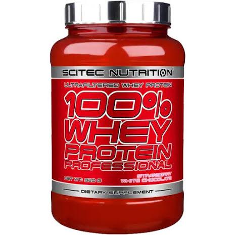 Scitec Whey Protein Professional 2,35kg - Strawberry White Chocolate