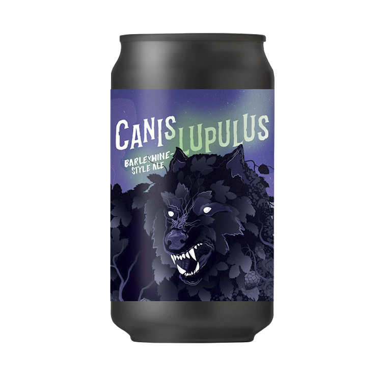 Logo of Champion Canis Lupulus