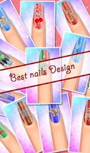 Christmas Nail Salon Makeover v1.0.1
