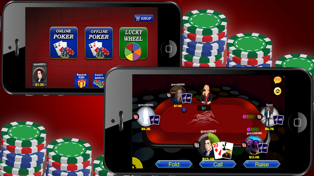 free offline poker for android