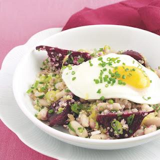 Beet and Quinoa Salad.