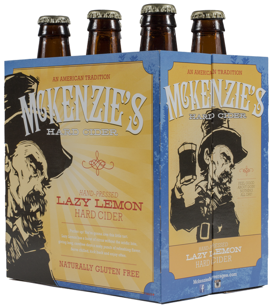 Logo of McKenzie's Lazy Lemon