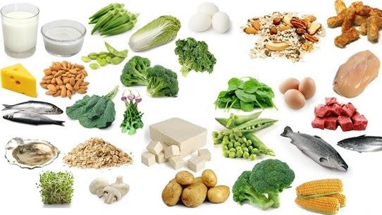 Người bệnh thiếu máu nên sử dụng nhiều các thực phẩm bổ máu