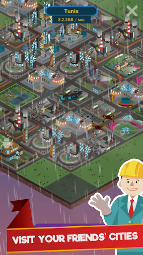City Clicker: Build a City, Idle & Tycoon Clicker - screenshot