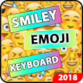 Smiley Emoji Keyboard 2018 - Cute Emoticons