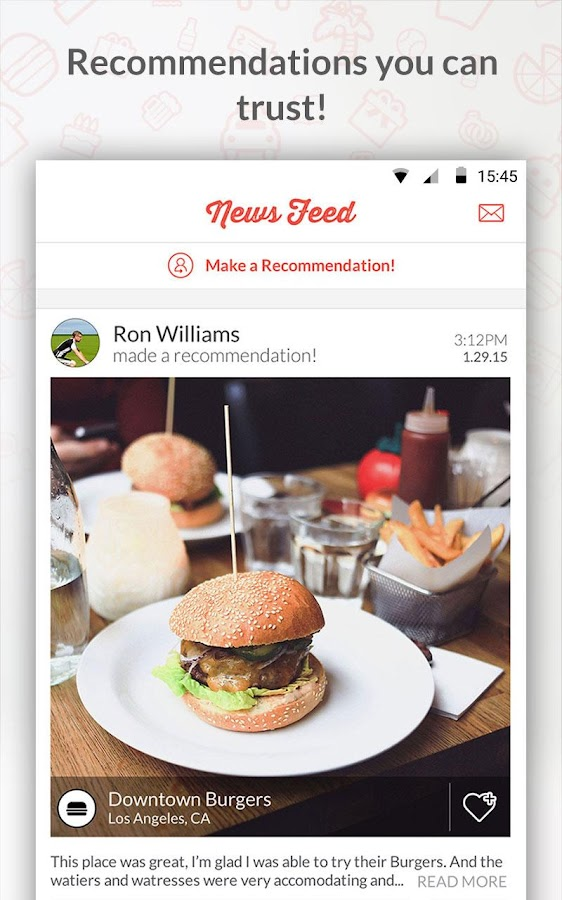 iHeartLocal- screenshot