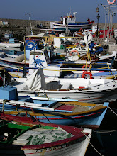 Photo: Picture perfect harbour at Molivos