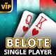 Belote Offline - Single Player Card Game
