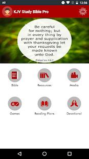 KJV Study Bible - Offline Bible Study Pro - náhled