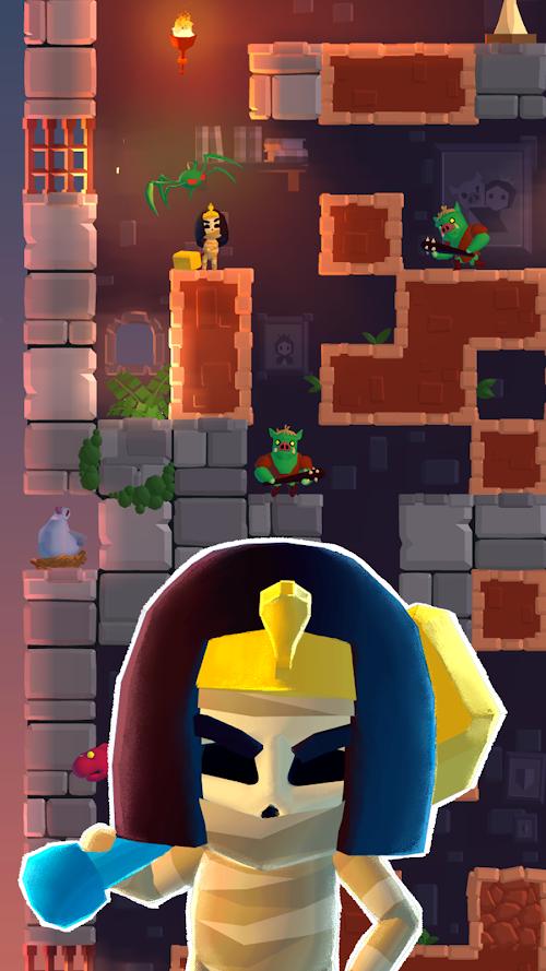 Screenshot 2 Once Upon a Tower 15 APK MOD