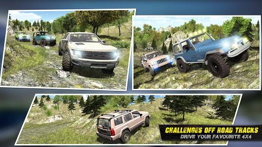 4x4 Offroad Jeep Driving 2017 1.2 screenshots 8