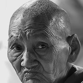 Glance by Aung Kyaw Soe - People Portraits of Women (  )