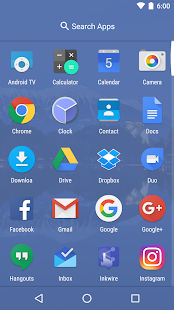 Action Launcher 3 Screenshot
