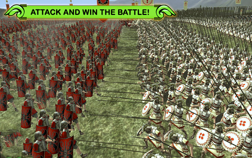 Roman War lll: Rising Empire of Rome 1.0.1 screenshots 2