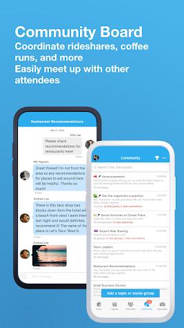 Whova - Event & Conference App Screenshot