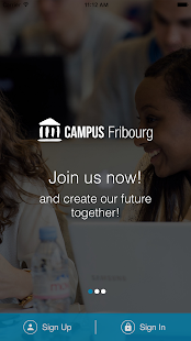 Campus Fribourg - náhled