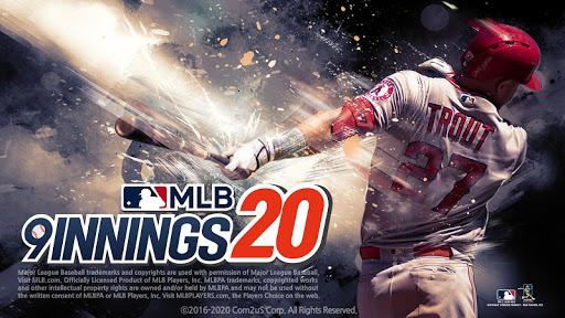 MLB 9 Innings 20 screenshots 1