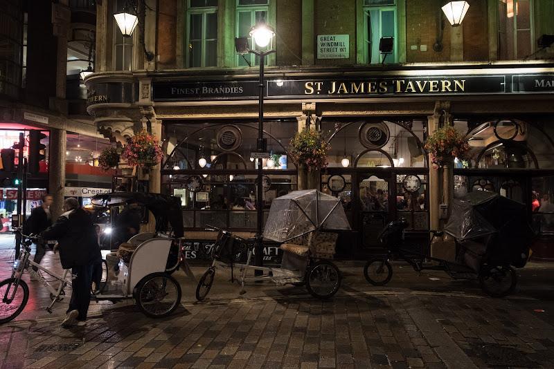 Una serata a Londra di Gopher