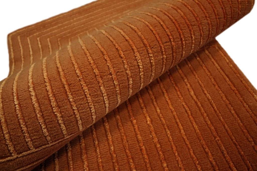 dywan nepal fein 100% wełna 70x140cm sagar czerwony