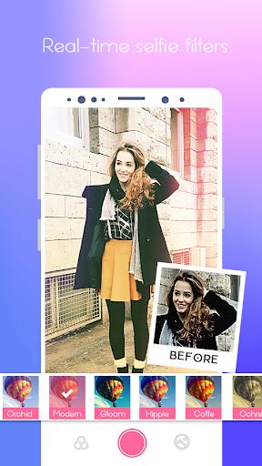 Download Beauty Camera & Perfect HD Selfie, Selfie Filters 1.1 screenshots 2