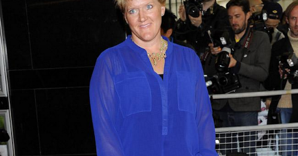Clare Balding hopes TV success has opened doors