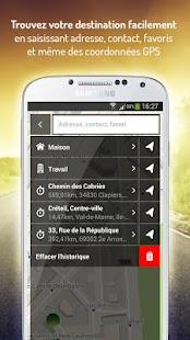 Mappy GPS Free- screenshot thumbnail