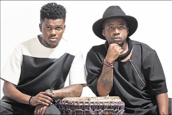 Dance duo Black Motion have been left angry and embarrassed by the incident.